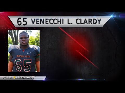 Venecchi Clardy - Senior Year Highlights