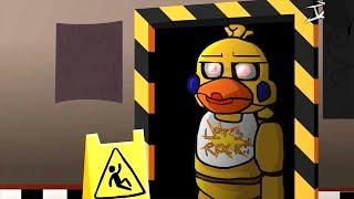 FNAF6 SFM: Rockstar Chica - (Ultimate FNAF 6 Custom Night Animation)