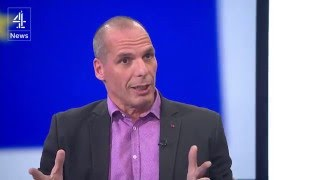Panama Papers: Debate with Yanis Varoufakis