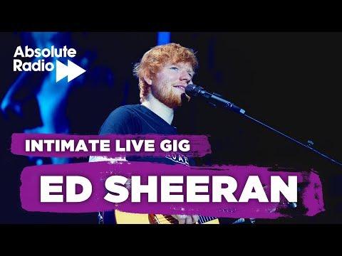 Ed Sheeran: Intimate Live Gig at Islington Assembly Hall