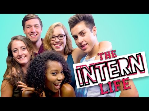 The Intern Life Official Trailer
