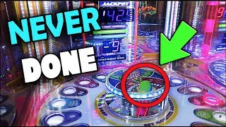 (NEVER DONE BEFORE) MONSTER JACKPOT EXTREME ARCADE WIN!!!!!