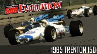 Some Guy Named Mario -- Indy 500 Evolution -- 1965 Trenton 150