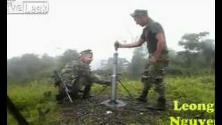 Những Tai Nạn Hài Hước Trong Quân Đội