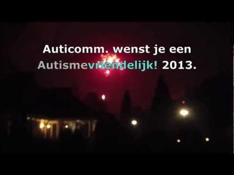 Auticomm. wenst je een Autismevriendelijk! 2013.