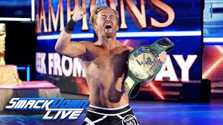 24/7 Championship changes hands three times in chaotic exchange: SmackDown LIVE, Sept. 3, 2019