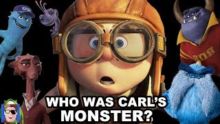 Who Was Carl's Monster? | Pixar Theory