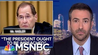 Dem Judiciary Chair: Time To Impeach 'Tyrant' Trump   The Beat With Ari Melber   MSNBC