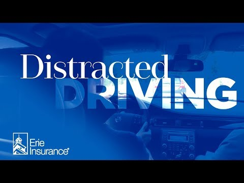 Data released by Erie Insurance shows daydreaming the top distracted driving behavior involved in fatal car crashes. Drivers share what they daydream about behind the wheel. Watch their reactions after learning the risks.