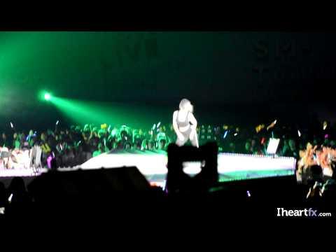 [FANCAM] 140815 f(x) Luna Dance Break at SMTOWN Concert in Seoul