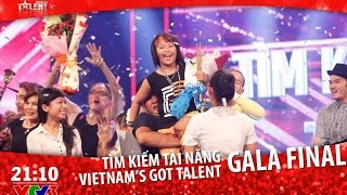 [FULL HD] - Vietnam's Got Talent 2016 - GALA FINAL - TẬP 18 (13/05/2016)