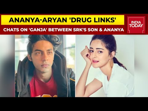 Details of drug chats: Ananya Panday told Aryan Khan she'll get ganja for him, say sources