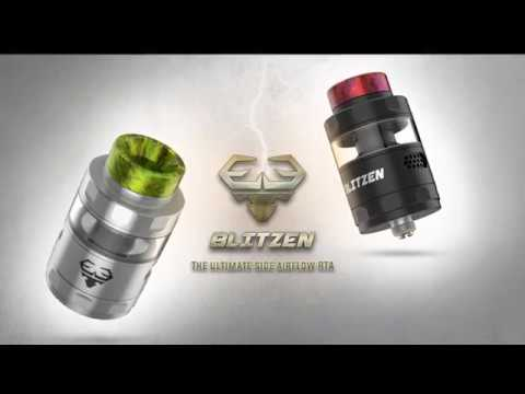 video Geekvape Blitzen Side Airflow Rta