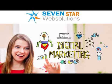 Digital Marketing Plan & Action | Sevenstar Websolutions