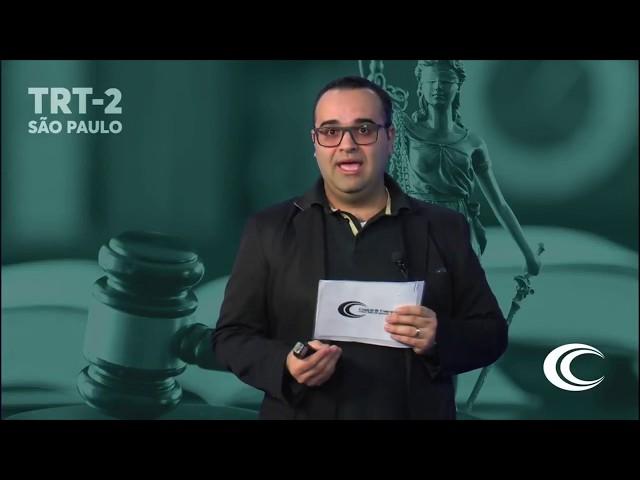 [CORREÇÃO PROVA TRT-2 | NOÇÕES DE DIREITO DO TRABALHO | Profº Leonardo Gutierrez]