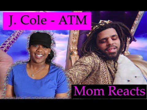 J. Cole - ATM Reaction | Mom reacts