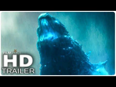 GODZILLA 2: Rey de los Monstruos Trailer Español (2019)