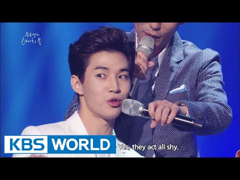 [Short Clip] Henry's way to steal a girl's heart! [Yu Huiyeol's Sketchbook]
