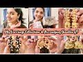 My Earrings collection Vlog!?|Ethnic & Fancy Earrings Collection|Silver,Gold plated Earrings & More|