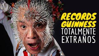 Los 7 Record Guinness Más Extraños de la Historia