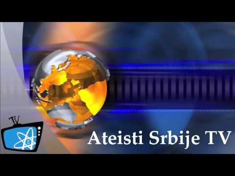 Ateisti Srbije TV - uvodna špica