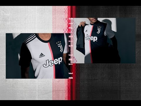 Be the stripes | Juventus and adidas reveal 2019/20 Home Kit