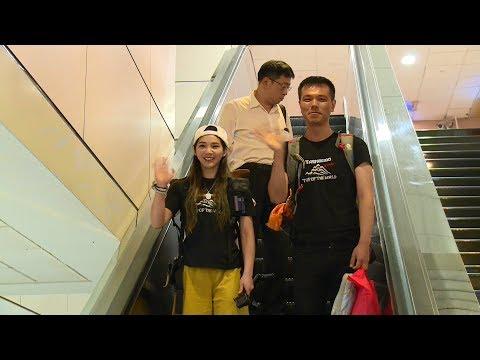 詹喬愉登頂珠峰成功 完成壯舉回到台灣 20190604公視晚間新聞