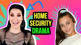 JACLYN HILL SHOWS HOME SECURITY + EMMA CHAMBERLAIN'S HYGIENE DRAMA!