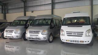 1 giàn Transit 16 chỗ đời từ 2007 đến 2016 anh em quan tâm, giá tốt 0964674331