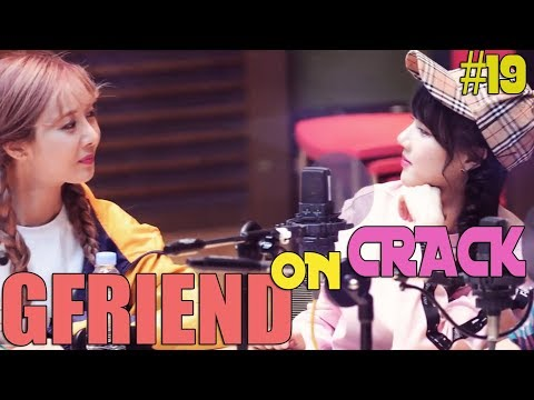 CRACK #19 GFRIEND EDITION SinRin is back!!!!!