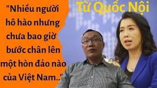 """🔥Henry Nguyễn: """"Nhiều Người Hô Hào Nhưng Chưa Bao Giờ Bước Chân Lên Một Hòn đảo Nào Của Việt Nam.."""""""