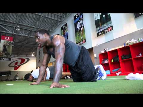 Rafael Bush #25 New Orleans Saints Training Video