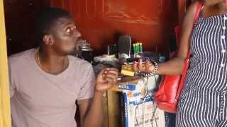 Does the size matter?  (Comedy made in Africa)