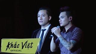 Liveshow Yêu - Khắc Việt [P.2]