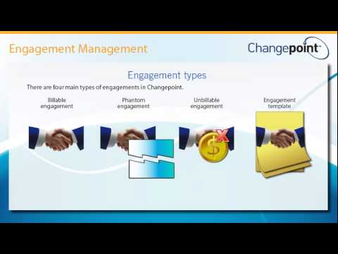Introduction to Engagements in Changepoint
