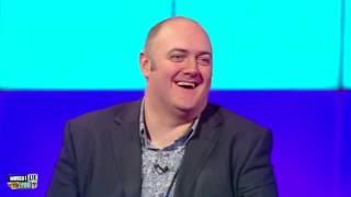 Alan: Dara O'Briain's mate? David Mitchell's driving instructor? Manchester Utd stadium announcer?