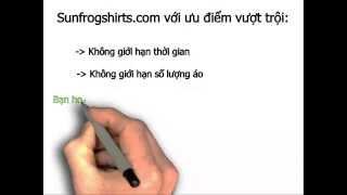 Giới thiệu Sunfrogshirts.com - Giải pháp thay thế TeeSpring.com