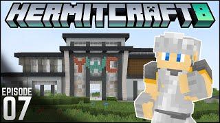 YWC Headquarters! | Hermitcraft 8 - Ep. 7