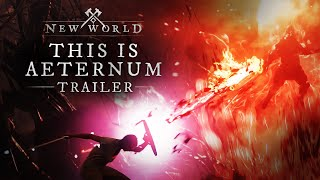 This is Aeternum Trailer preview image