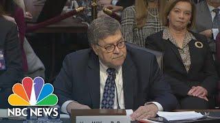 William Barr: President Donald Trump 'Sought No Assurances' From Me | NBC News