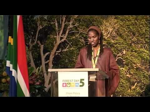 Helen Gichohi's Keynote Address – Forest Day 5, 2011