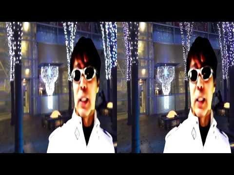 二人の歌 YT3D {オリジナルソングのミュージックビデオ}