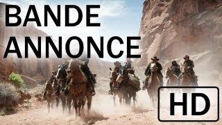 Lone ranger :  bande-annonce VOST