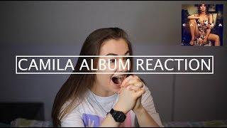 Camila Cabello Debut Album Reaction | CAMILA