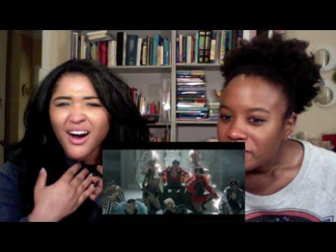 XIA FLOWER MV Reaction