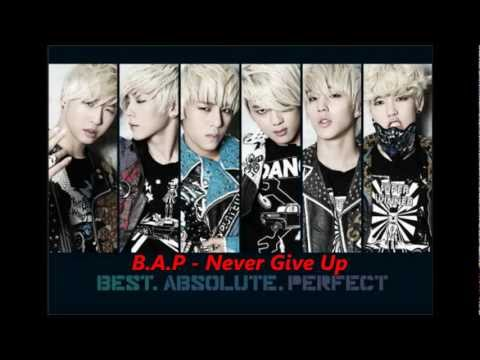 [Audio] 24.02.2013 B.A.P - Never Give Up @ B.A.P Live on Earth Seoul Concert 2013