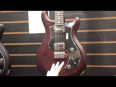 2016 NAMM Show - PRS Guitars S2