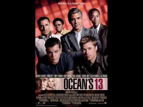Oceans 12 soundtrack (dog-fox)