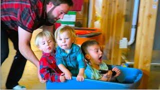 BABY BOAT DRAMA! #HappyThanksgiving