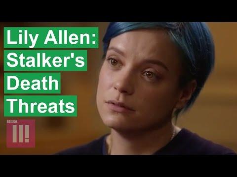 Lily Allen Extended Interview - Stalker's Death Threats